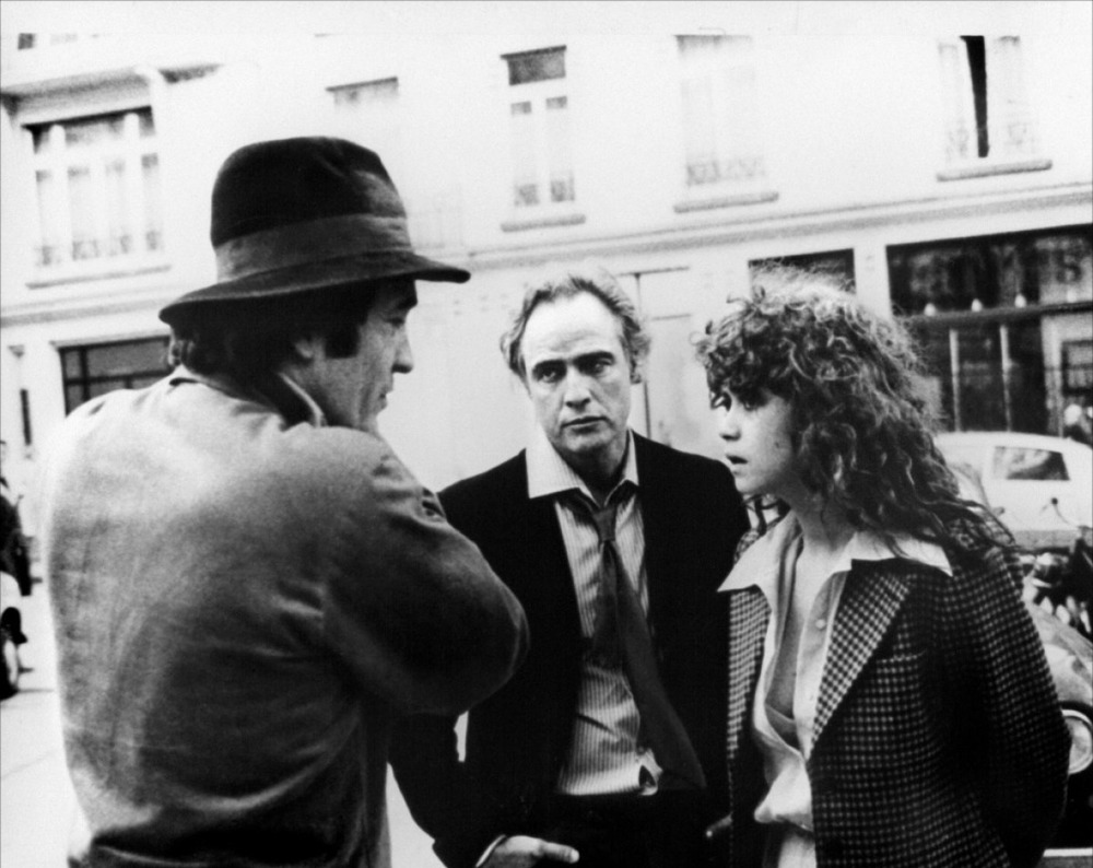 Ultimo tango a Parigi, Bertolucci: