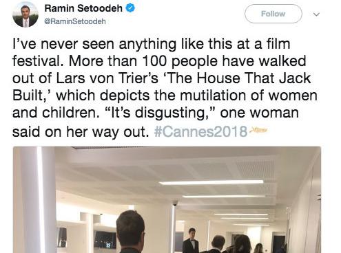 The House That Jack Built, online il primo trailer