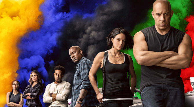 Fast and Furious 9, il trailer ufficiale è online