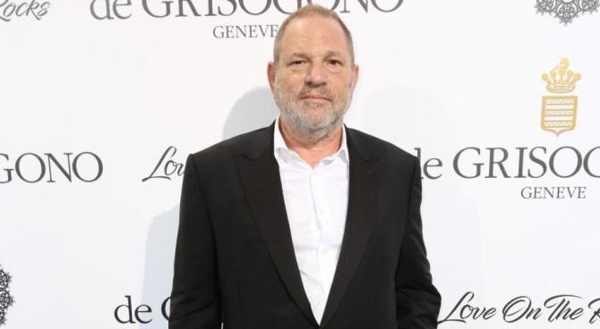 Un'altra attrice italiana accusa Weinstein: