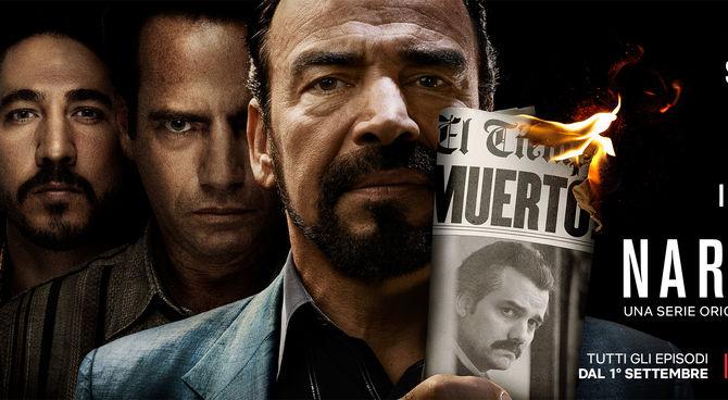 Il cartello di Cali va al potere in Narcos 3: il trailer