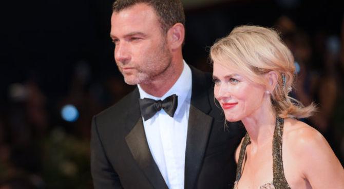 Naomi Watts e Liev Schreiber: è addio
