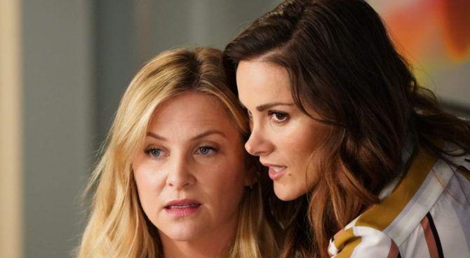 Grey's Anatomy 14: il problema con il personaggio di Amelia Shepherd