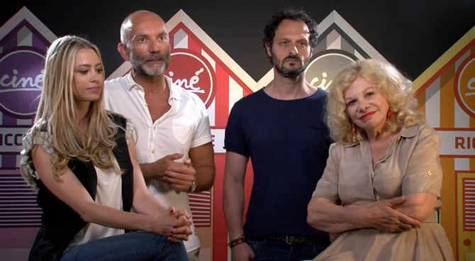 Prima di lunedì: il nuovo film con Vincenzo Salemme