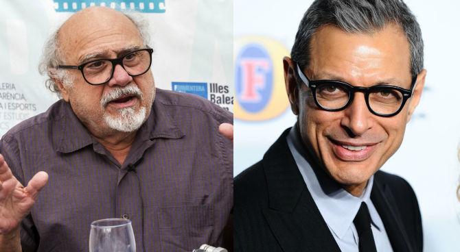 Amazon: una comedy con Danny DeVito e Jeff Goldblum