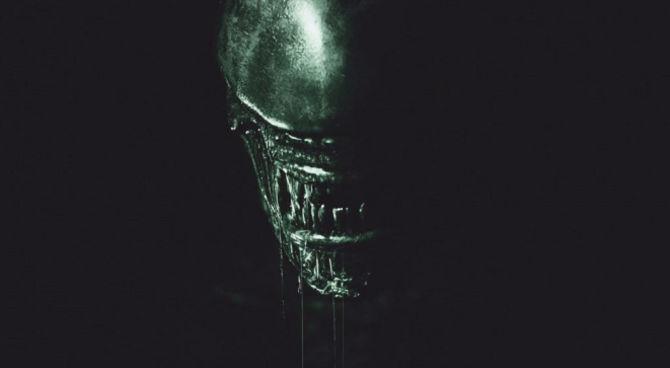 Il primo poster di Alien: Covenant arriva online