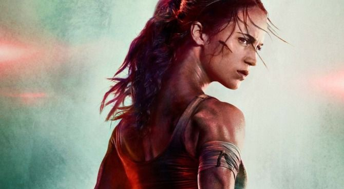 Tomb Raider: Ecco il primo trailer ufficiale del film