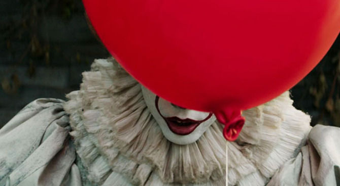 IT: la prima inquietante clip