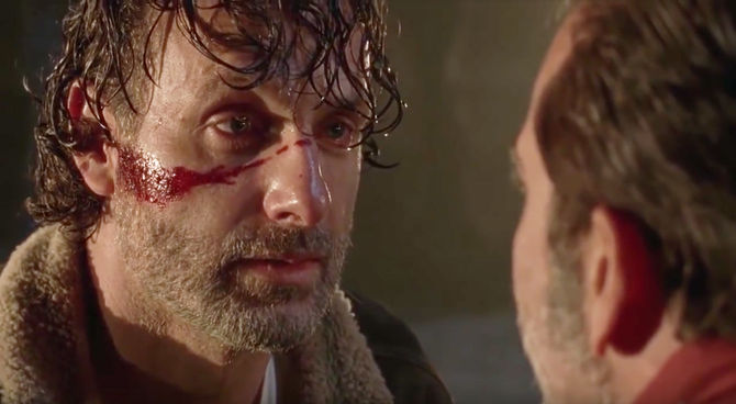 The Walking Dead 7 apocalisse a sorpresa