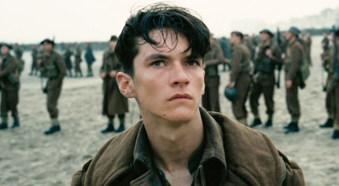 Dunkirk: lo spot tv di 60 secondi