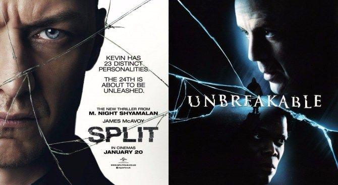 Shyamalan: il regista annuncia sequel di Unbreakable e di Split