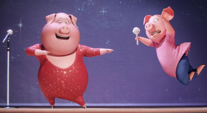 Sing: secondo trailer italiano del nuovo film d'animazione Universal