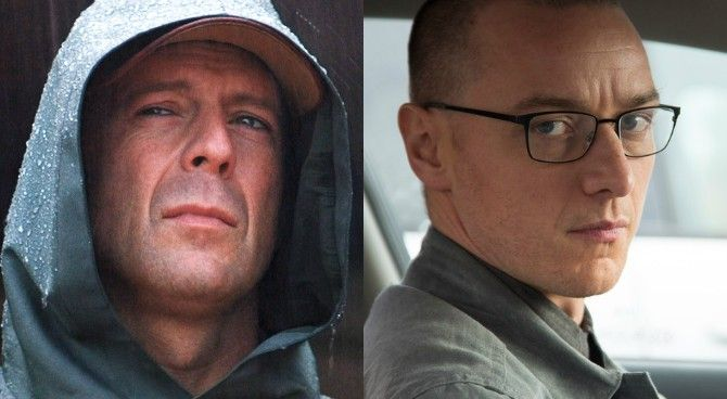 Glass: le prime foto ufficiali del sequel di Unbreakable e Split