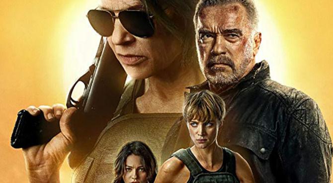 Terminator: Destino Oscuro, il nuovo trailer del film con Arnold Schwarzenegger!
