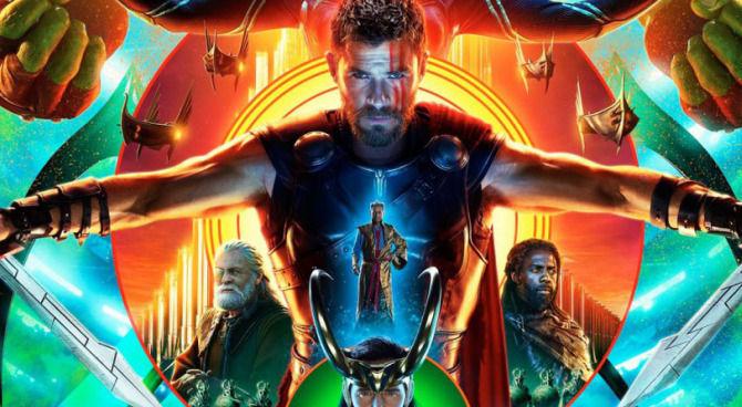 Ecco il secondo trailer di Thor: Ragnarok in versione internazionale!