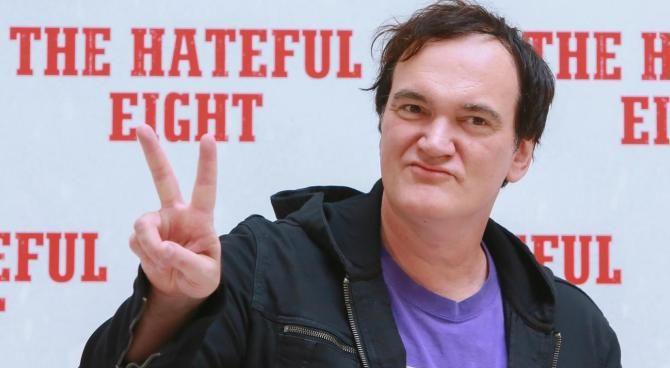 Tarantino mette gli occhi su