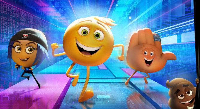The Emoji Movie: online il nuovo trailer in italiano dei piccoli caratteri