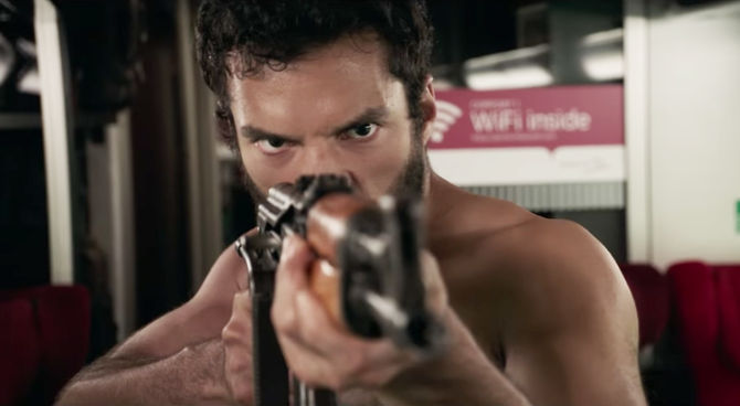 Ore 15:17 - Attacco al Treno: il primo trailer italiano del film di Clint Eastwood