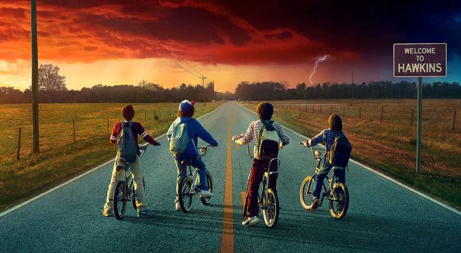 Stranger Things torna il 27 ottobre con la seconda stagione
