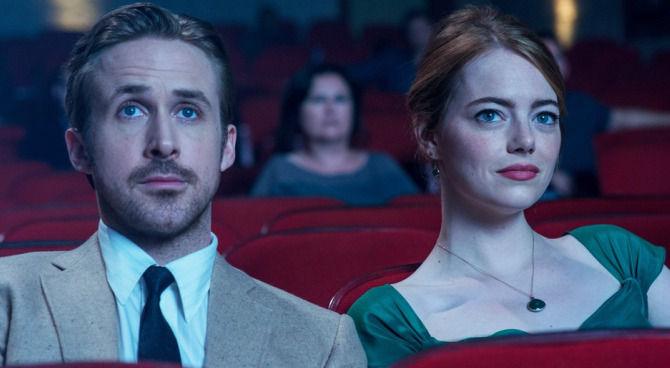 L'amore tra Emma Stone e Ryan Gosling prima di La La Land