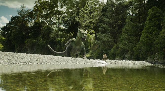 Il Drago Invisibile si mostra nel nuovo trailer ufficiale di Disney