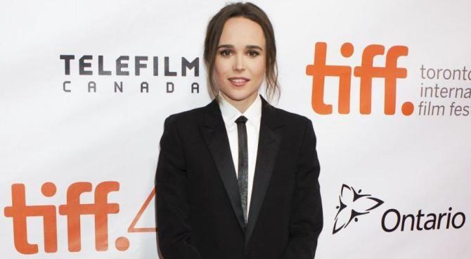 Ellen Page si è sposata a sorpresa con la sua partner