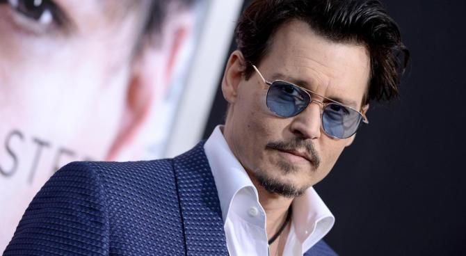 Johnny Depp sarà John McAfee, creatore del famoso antivirus