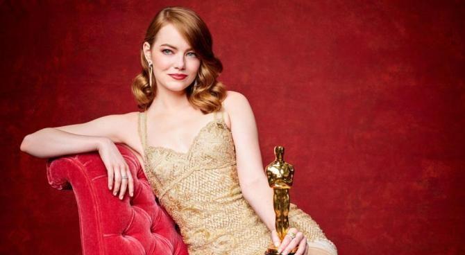 Emma Stone è l'attrice più pagata al mondo con 26 milioni dollari
