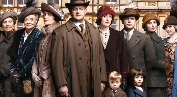 Torna Downton Abbey, questa volta al cinema