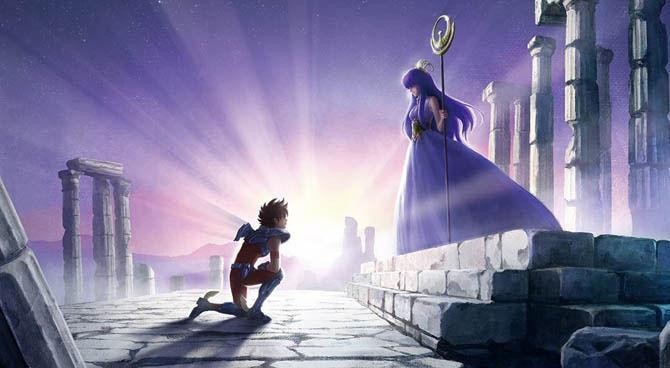 Netflix al lavoro su un remake de I Cavalieri dello Zodiaco