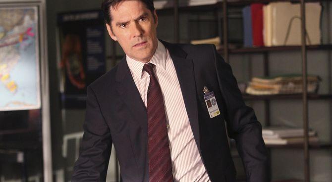Thomas Gibson licenziato da Criminal Minds