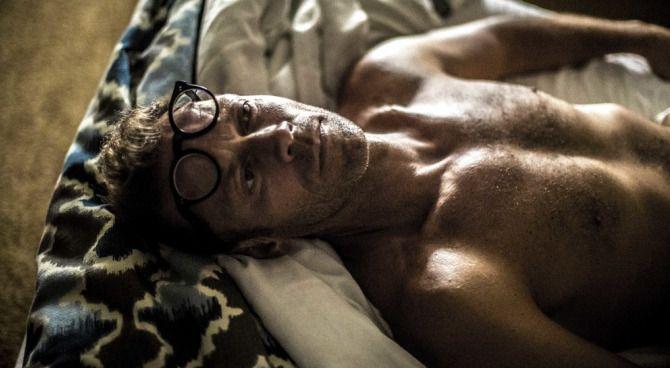 Rocco Siffredi si mette a 'nudo' al Festival del cinema di Venezia