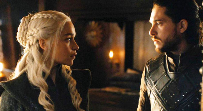 L'ultima stagione di Game of Thrones nel 2019