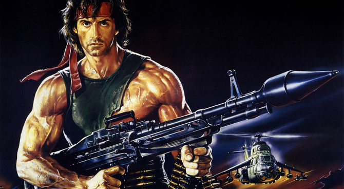 Rambo diventa una serie tv prodotta da Fox e Sylvester Stallone