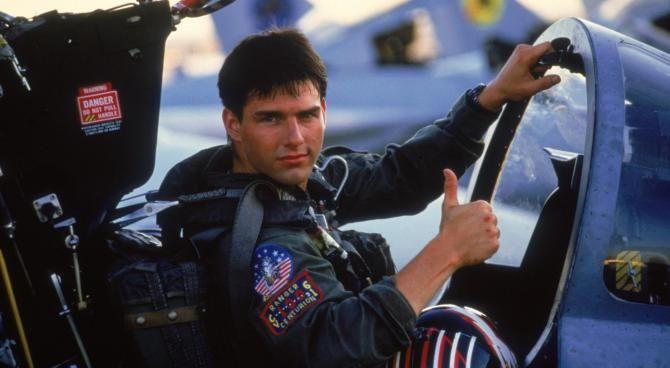 Top Gun: Maverick arriverà presto al cinema!