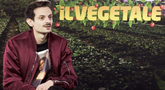 Fabio Rovazzi al Cinema con Il Vegetale