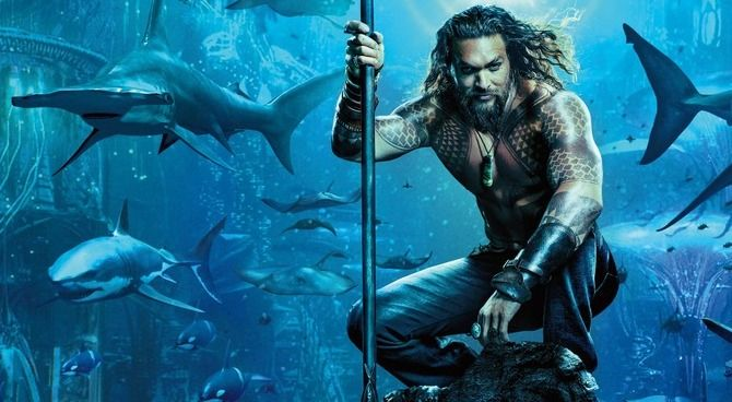 Aquaman: il TRAILER del Comic-Con, Jason Momoa è il Re di Atlantide!