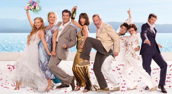 Mamma Mia: la Universal sta lavorando al sequel del celebre musical