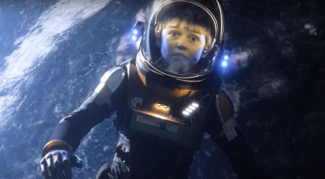 Lost in Space: lo spaziale trailer della serie reboot