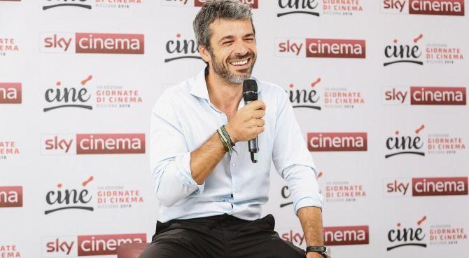 Argentero sarà Leonardo nel nuovo film d'arte Sky