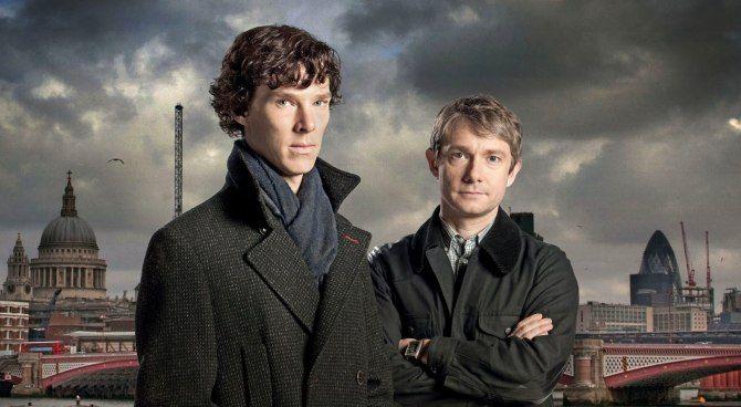 Sherlock: Steven Moffat vorrebbe realizzare una quinta stagione