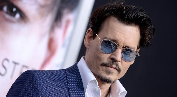 Johnny Depp malato terminale nella commedia Richard Says Goodbye