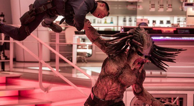 The Predator, il trailer ufficiale del reboot di Shane Black