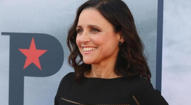 Usa: l'attrice Julia Louis-Dreyfus ha un cancro al seno